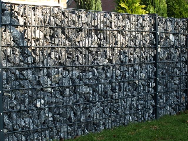 Berühmt Sichtschutzzaun kaufen – Seite 2 – Zaun – Steinzaun @EU_88