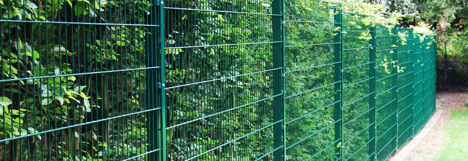 Super Zaun – Steinzaun – Sichtschutzstreifen kaufen – Zaun online kaufen HY52